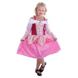 Dětský kostým princezny, velikost 110-120 cm