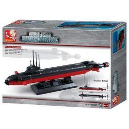 EPline Stavebnice Jaderná ponorka
