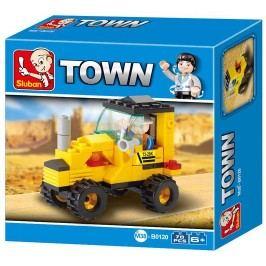 EPline Stavebnice traktor