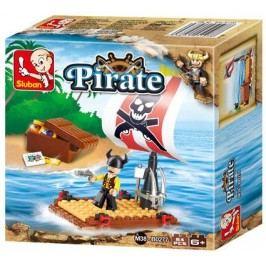EPline Stavebnice pirát