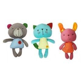 EPline Bobbie & Friends plyšová hračka se zvuky - 3 druhy