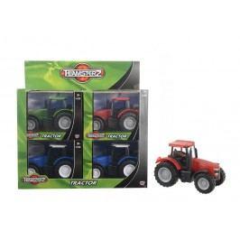 Alltoys Teamsterz traktor s valníkem 1:35 červený traktor zelený valník