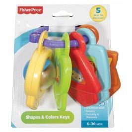 Mattel Fisher Price barevné klíčky