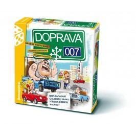 Bonaparte Společenská hra Doprava 007