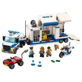 LEGO® City Lego City Mobilní velitelské centrum 60139