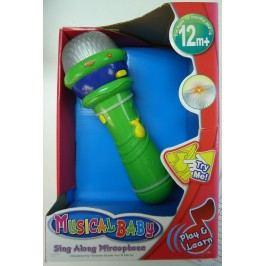 Alltoys Mikrofon pro miminka