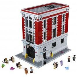 LEGO® Exkluzivní LEGO Ghostbusters Hasičská základna 75827