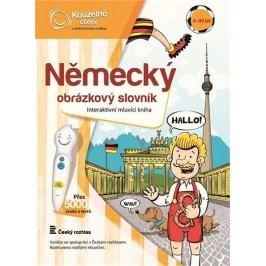 Albi Kniha Německý obr. slovník