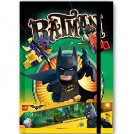 LEGO Batman Movie Zápisník (Batman)