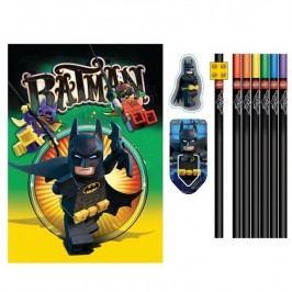LEGO Batman Movie Stationery set se zápisníkem