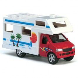 Kovový model autíčka Caravan
