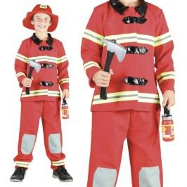 Kostým hasič 110 - 120
