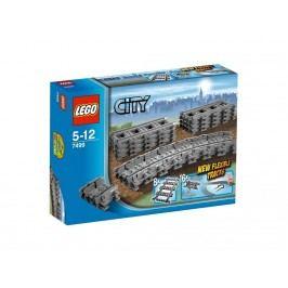 LEGO® City LEGO Ohebné koleje 7499