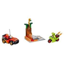 LEGO® Juniors LEGO Juniors Finální hadí souboj 10722