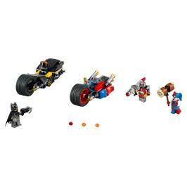 LEGO® Super Heroes LEGO Super Heroes Batman™: Motocyklová honička v Gotham City 76053