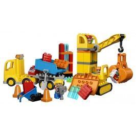 LEGO® DUPLO® LEGO DUPLO Velké staveniště 10813
