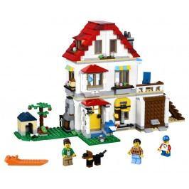 LEGO® Creator Lego Creators Modulární rodinná vila 31069