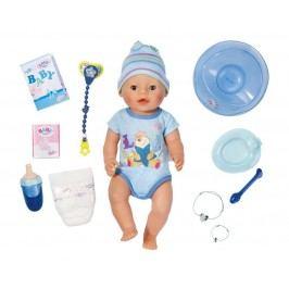 Zapf Creation Interaktivní Baby born 43 cm chlapec