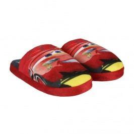 Pantofle - bačkůrky Cars