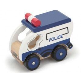 Studo Wood Policejní vůz dřevěný