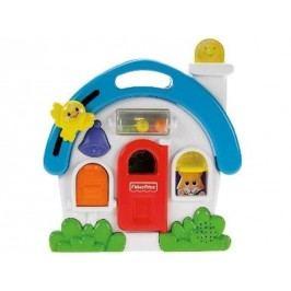Mattel Fisher Price Domeček/ mašinka aktivity