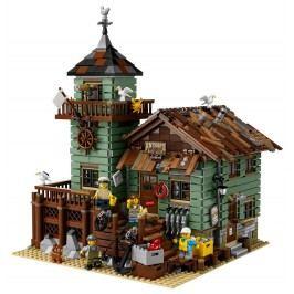 LEGO® Exkluzivní Lego Ideas Starý rybářský obchod
