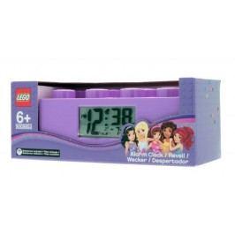 LEGO Brick - hodiny s budíkem, Friends