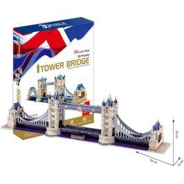 HM studio Puzzle 3D Tower Bridge - 120 dílků