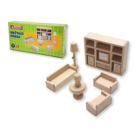 HM studio Mini nábytek - obývací pokoj