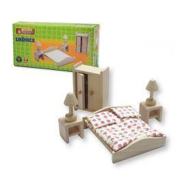 Alltoys HM Studio Mini nábytek ložnice