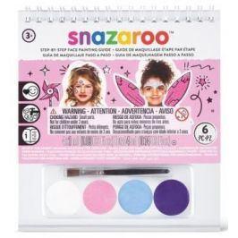 Alltoys Obličejové barvy - A6 s postupem - dívky