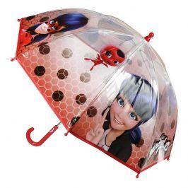 Disney Brand Dívčí deštník Ladybug barevný