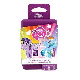 Dino Karty Shuffle Little Pony