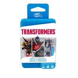 Dino Karty Shuffle Transformers