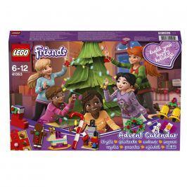 Lego Adventní kalendář Lego® Friends