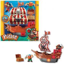 Piráti krabice sada střední