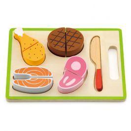 Studo Wood Skládačka jídlo