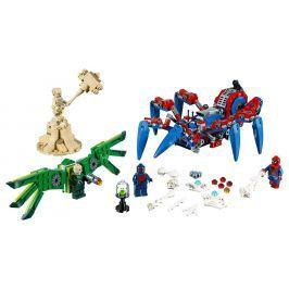 Lego Super Heroes Spiderman pavoukolez