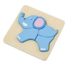 HM studio Puzzle slon