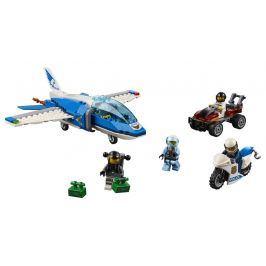 Lego City Zatčení zloděje s padákem