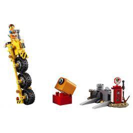 Lego Movie Emmetova tříkolka!
