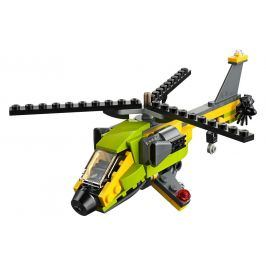LEGO® Creator 31092 Dobrodružství s helikoptérou
