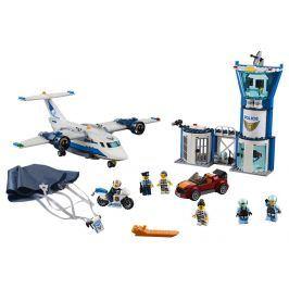 Lego City Základna Letecké policie