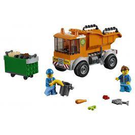 Lego City Popelářské auto