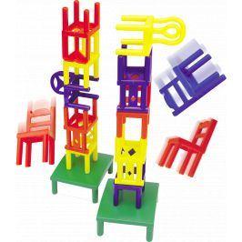 Alltoys Neposedné židle - cestovní hra