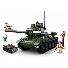 EPEE WWII Tank T34 nebo T85 - 2v1