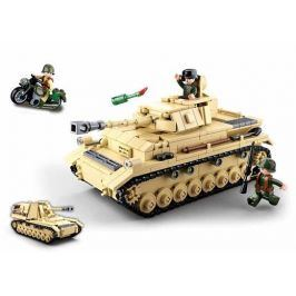 EPEE WWII Tank Panzer IV. - 2v1