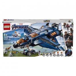 LEGO® Super Heroes 76126 Parádní tryskáč Avengerů