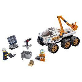 Lego City Space Port Testovací jízda kosmického vozítka