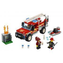 Lego City Town Zásahový vůz velitelky hasičů